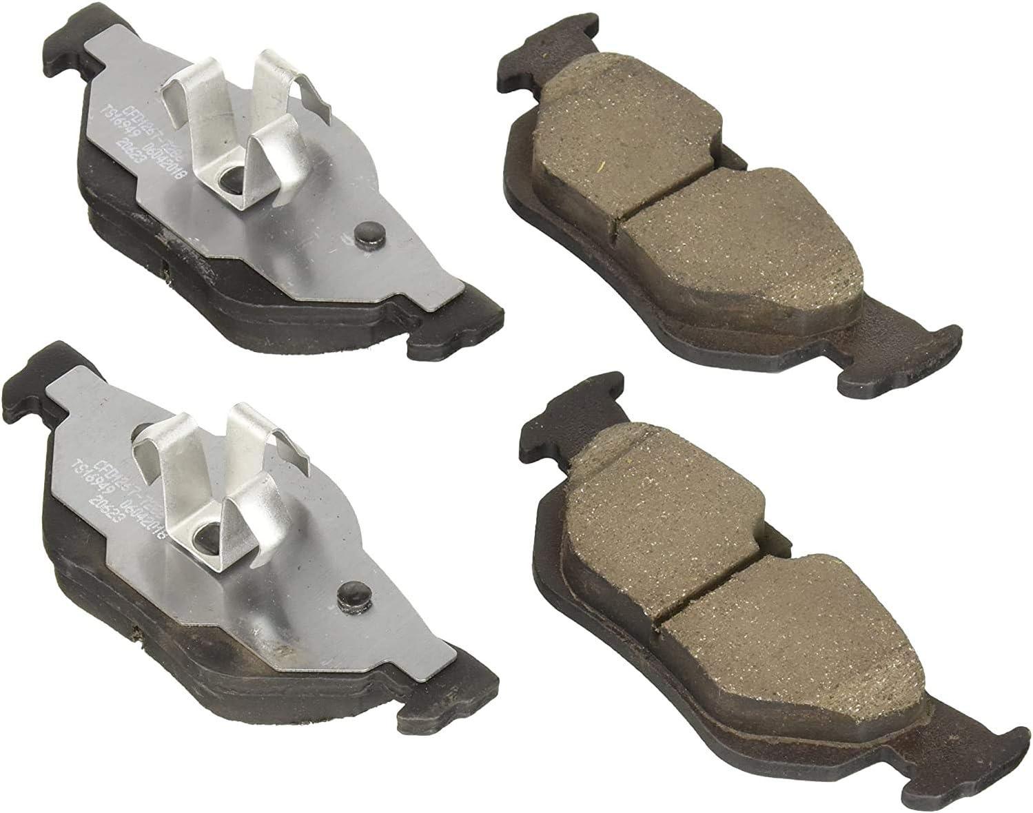 Ceramic Optimizer Dash 4 CFD1070 Premium Brake Pad