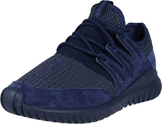 vari stili Vendita calda 2019 nuovo concetto Amazon.com   adidas Men Tubular Radial (Navy/Collegiate Navy/Night ...