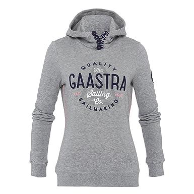 seriöse Seite Markenqualität Details für GAASTRA Damen Hoodie Clipper Grau S: Amazon.de: Bekleidung