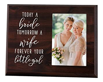 Amazoncom Elegant Signs Mother Of The Bride Gift Today A Bride