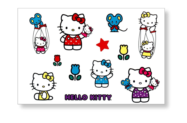 Hello Kitty Tattoos Savi SG/_B00V3QUE4C/_US