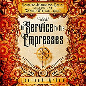In Service to the Empresses Audiobook