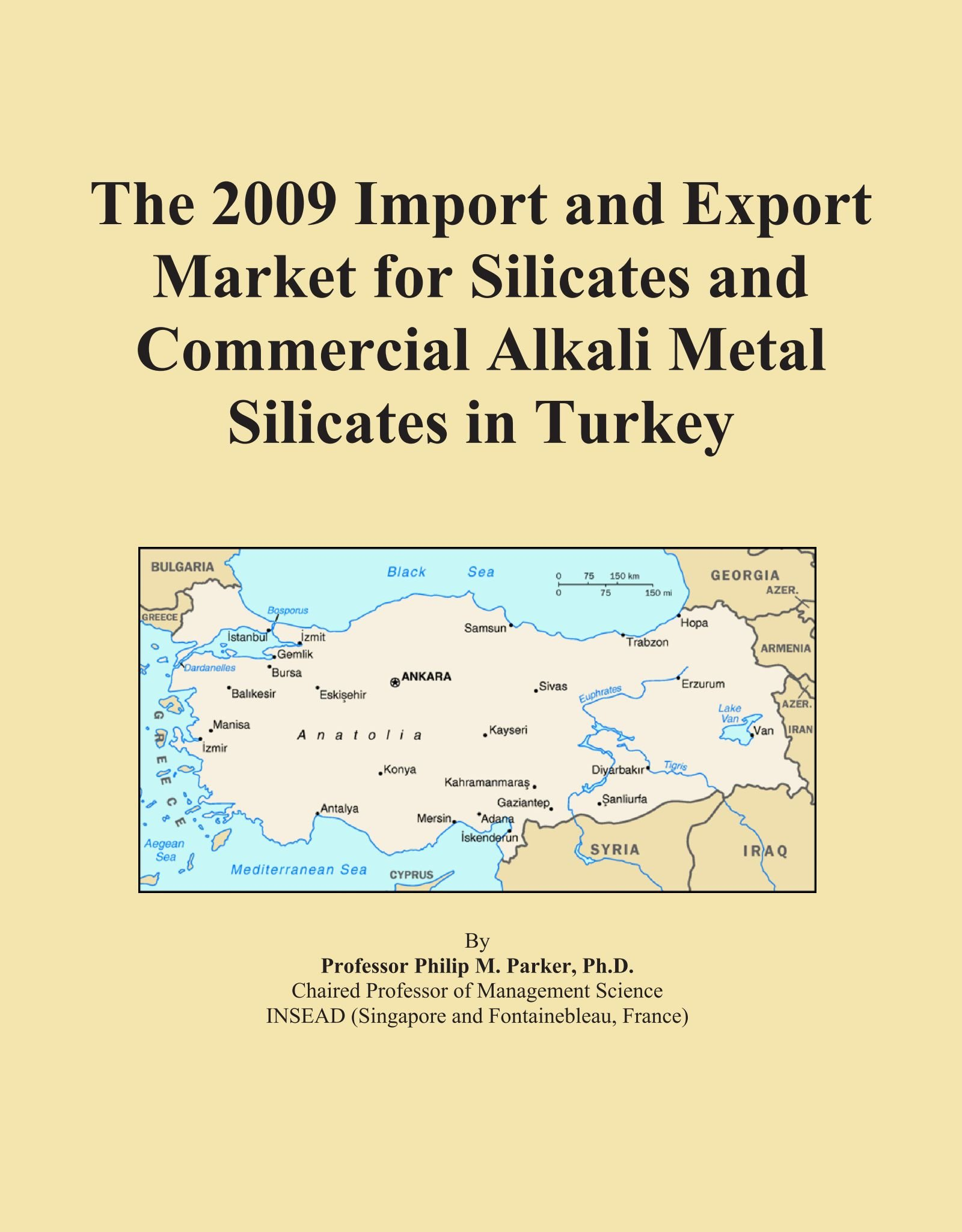 Download The 2009 Import and Export Market for Silicates and Commercial Alkali Metal Silicates in Turkey pdf