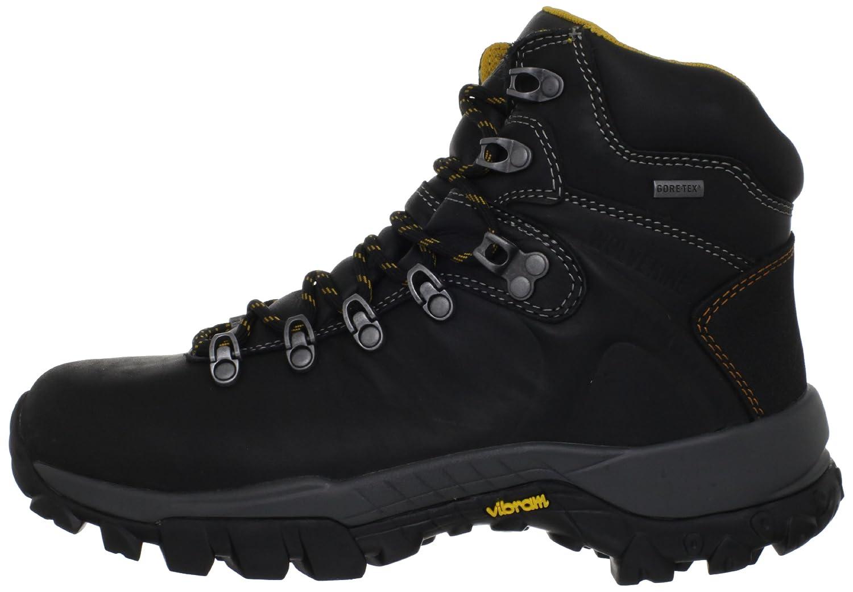 8560d9e03b0 Wolverine Men's Fulcrum Hiking Boot, Noir black, 13 D(M): Amazon.co ...