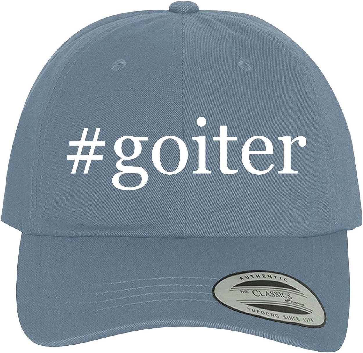 BH Cool Designs #Goiter Comfortable Dad Hat Baseball Cap
