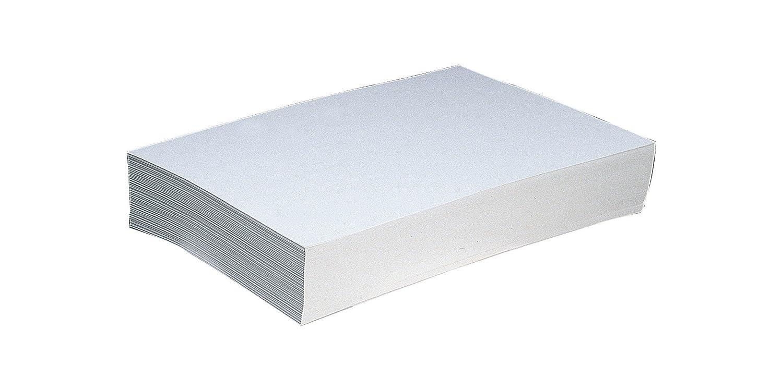 2 Aintimo® - Paquete de 10 folios de cartón blanco para ...