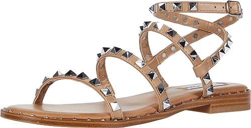 más Respetuoso Médico  Steve Madden Women's travel flat sandals.: MainApps: Amazon.de: Schuhe &  Handtaschen