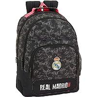 Safta- Real Madrid Mochila, Color Negro (611924773)