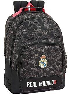 Real Madrid CF- Real Madrid Mochila, Color Negro (SAFTA ...