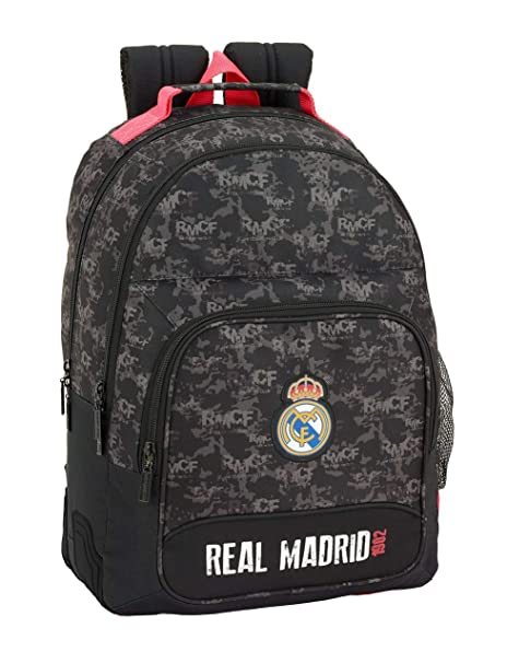 Safta Real Madrid Mochila Color Negro 611924773