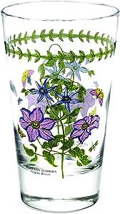 Portmeirion Botanic Garden Hi-Ball Glasses, Set of 4