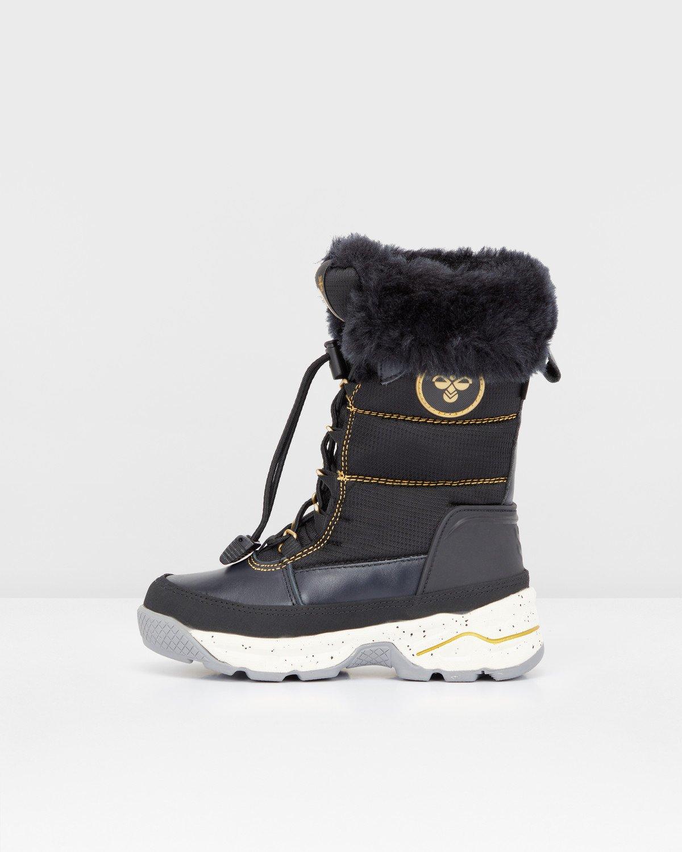 Hummel Fashion Winterstiefel, Kinder, EUR 31, Schwarz