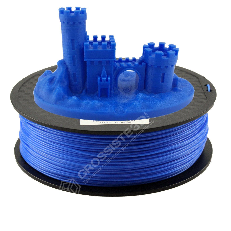 Filamento 3d abs FDM impresora 3d y bolígrafo 3d 1.75 mm 1 kg azul ...