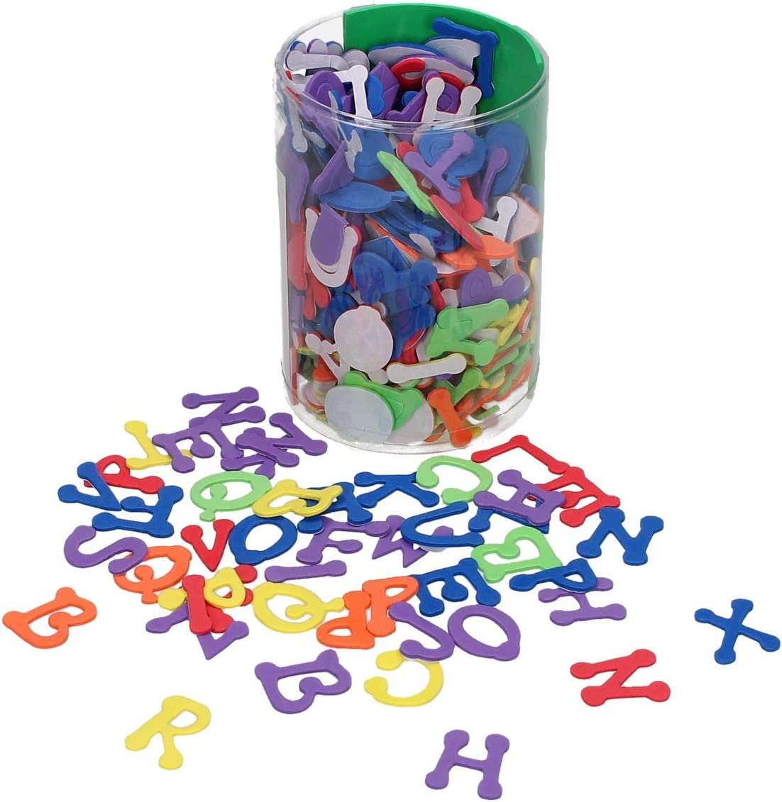 Beleduc - 40767 - Sticker - Espuma Cartas - 400 Piezas