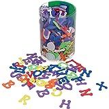 HAPE Beleduc Moosgummi Sticker Buchstaben 400 Teile