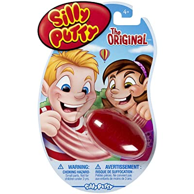 Silly Putty CRY08-0313 3-Pack-Crayola Original, 3 Pack: Home & Kitchen