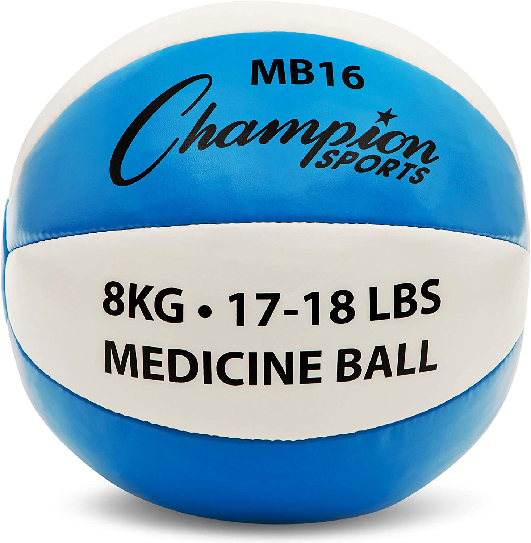 6. Champion Sports Exercise Medicine Balls