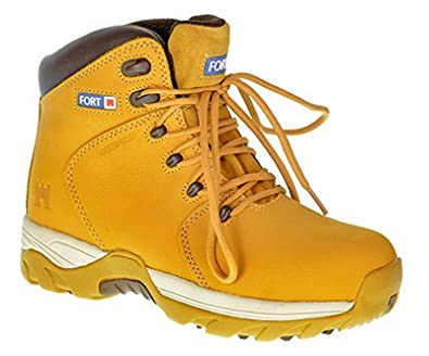 888881662a6 Mens Work Safety Work Boots Defiance Waterproof Ankle Shoes ...