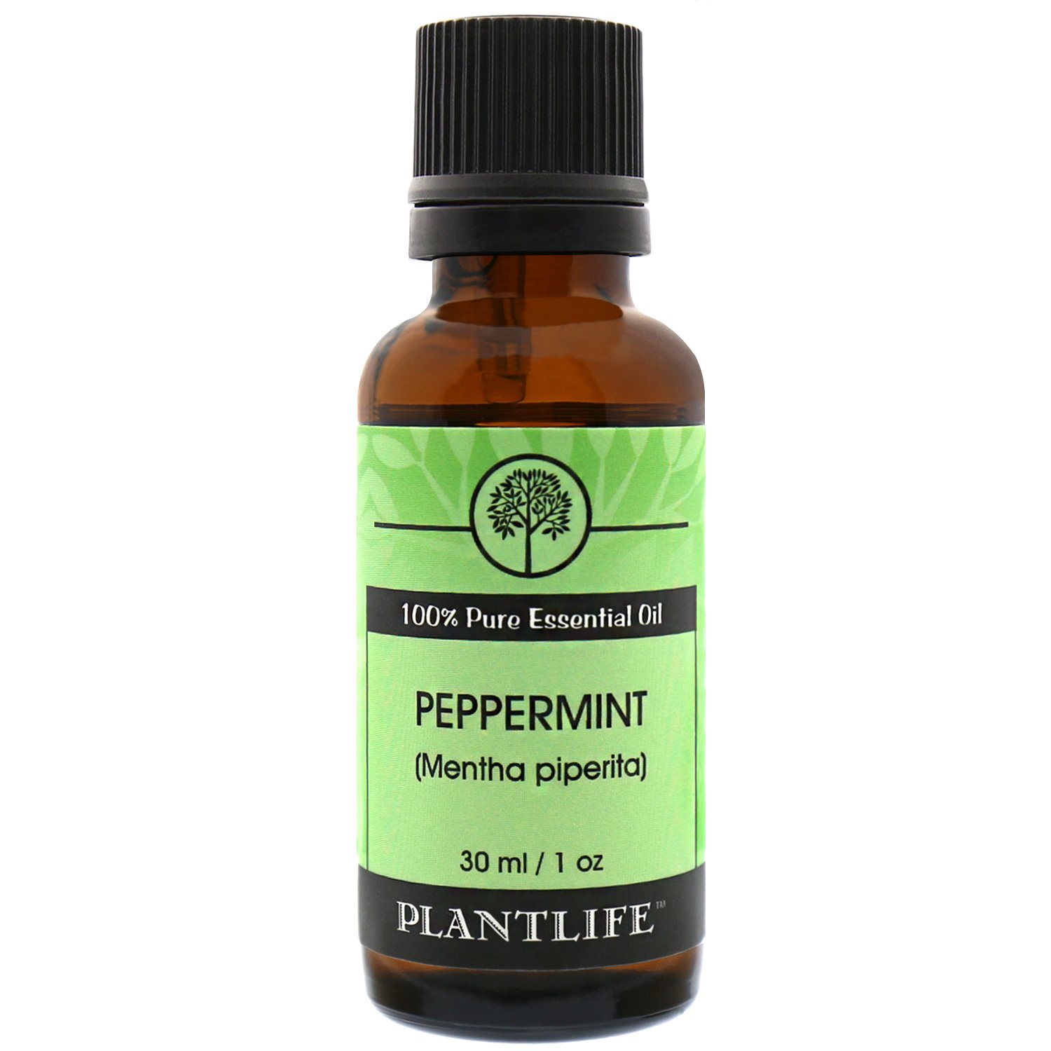 Plantlife Peppermint 100% Pure Essential Oil - 30 ml