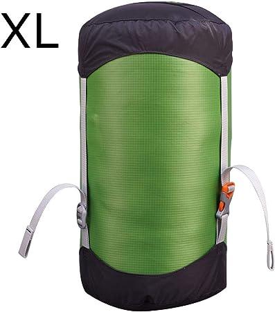 OneCherry Shop Outdoor Sleeping Bag Pack Compression Stuff Sack Storage Carry Bag Sleeping Bag Accessories Camping Hiking Outdoor,XL: Amazon.es: Hogar