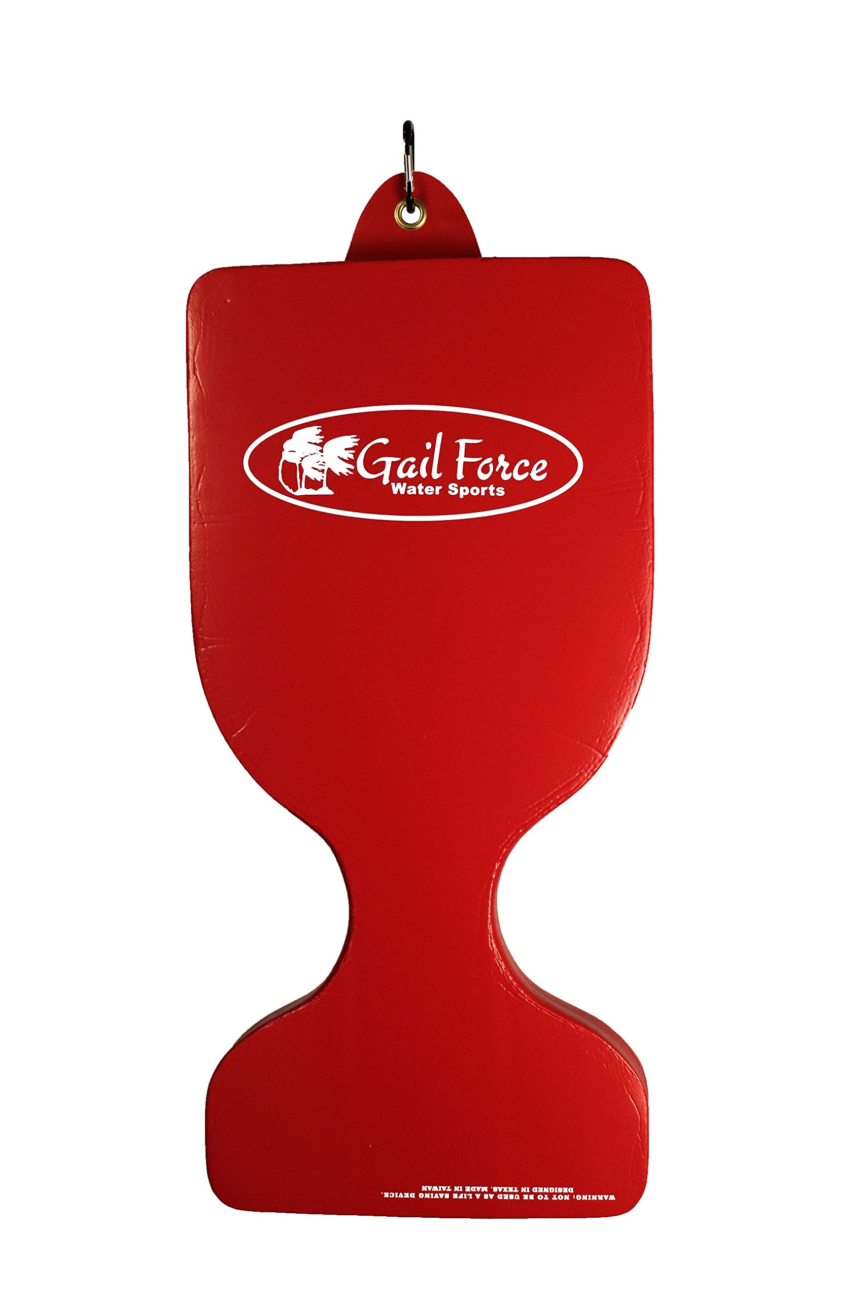 Gail Force Water Sports Saddle Float - Red by Gail Force Water Sports