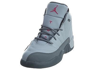 53e01534395dd4 NIKE Jordan 12 Retro Little Kids  Amazon.co.uk  Shoes   Bags