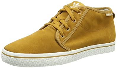 adidas Originals Women's Honey Desert W, high-top Brown Size: 9