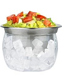 Amazon Com Serving Bowls Home Amp Kitchen Salad Serving