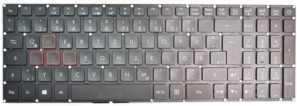 Teclado para Acer Aspire VX VX15 VX5-591G VX5-591 iluminado ...