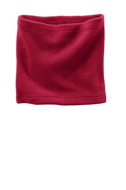 Port Authority Women's Fleece Neck Gaiter OSFA Black 906703