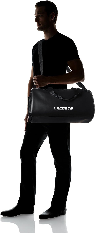 Lacoste NH2353UT Ultimum Bolsa de viaje para Hombre, Color Negro (Black): Amazon.es: Zapatos y complementos