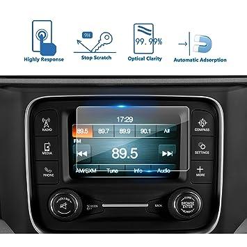 For 2014-2018 Dodge Ram 1500 2500 3500 Uconnect Car Navigator Screen Protector
