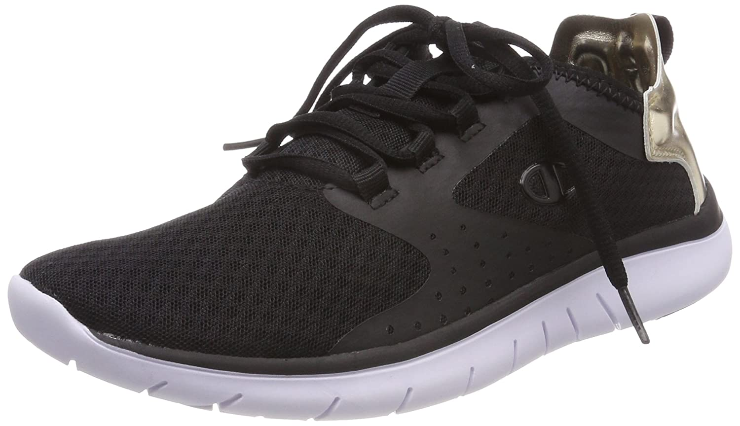 TALLA 36 EU. Champion Low Cut Shoe Alpha Cloud, Zapatillas de Running para Mujer