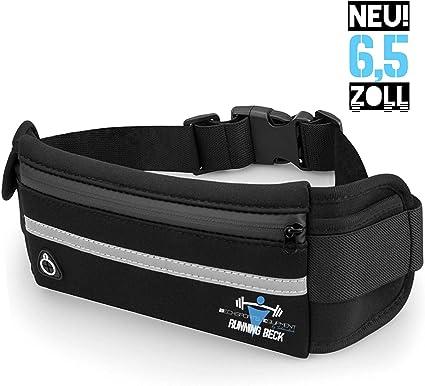 Lauftasche Laufgürtel Hüfttasche Sporttasche Bag Schlüssel Geld Handy Smartphone