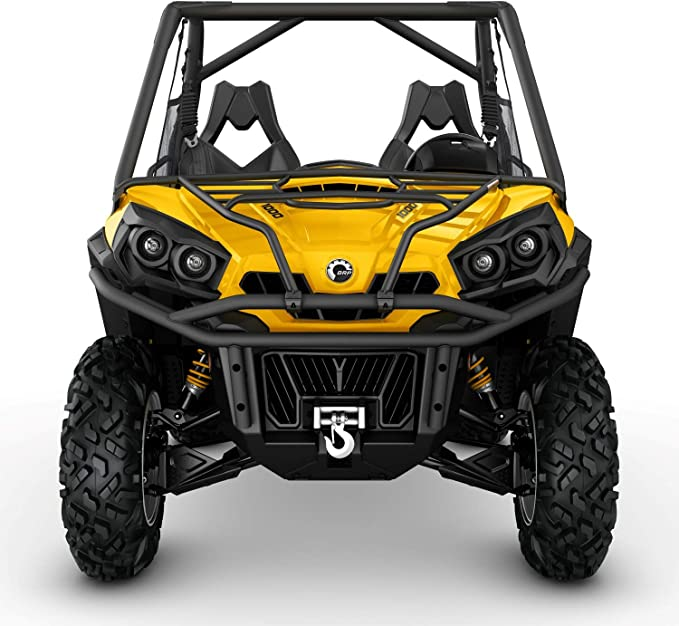 UP FRONT ACCESSORY BAR BLACK PN 715001377 CAN AM COMMANDER 2011