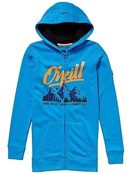 O Neill niño PCH California FZ – Sudadera, Niños, 8P1478, Dresden Blue