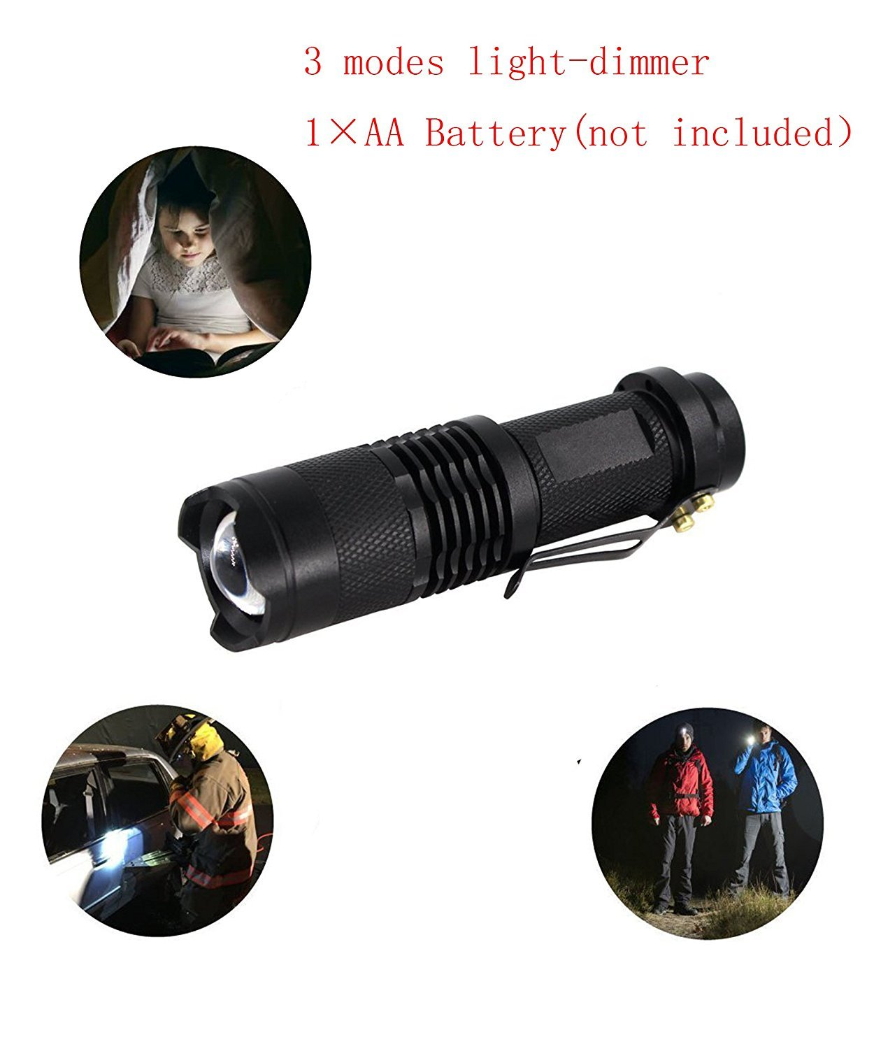 Outdoor Survival Kit,10 in 1 Professional Emergency Survival Kits Tools with Fire Starter Whistle Survival Flashlight Tactical Pen etc For Outdoor Travel Hike Field Camp