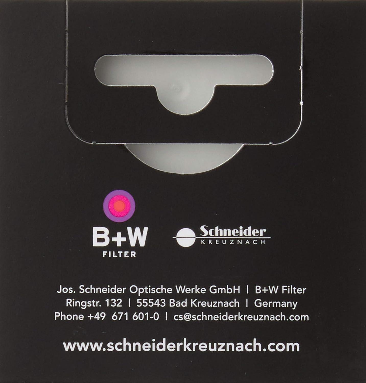 B W F Pro 007 Clear Filter Mrc 49 Mm Kamera