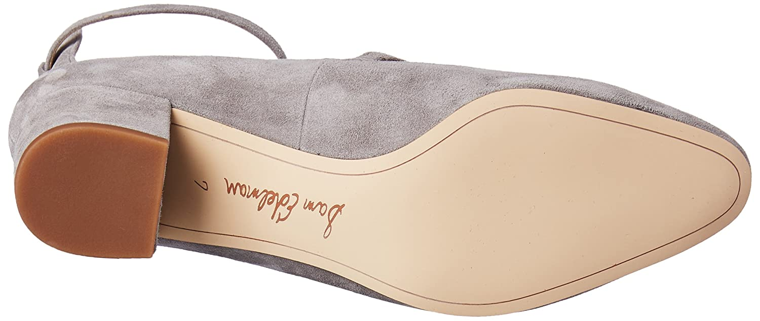 Sam Edelman Women's Lulie B01NAISWZF 7 M US|Grey Frost Frost Frost Suede 49996b