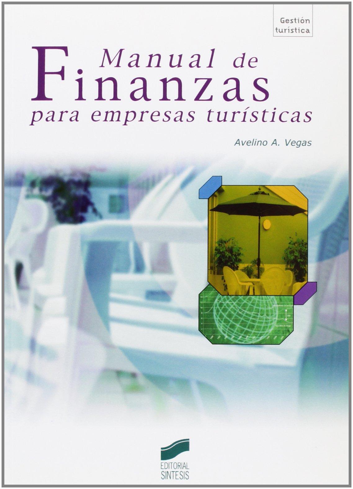 Manual de Finanzas Para Empresas Turisticas (Spanish Edition) by Sintesis Editorial