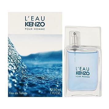 881577a373c8f Kenzo L'Eau Pour Homme Eau de Toilette Spray for Him, 30 ml: Amazon ...