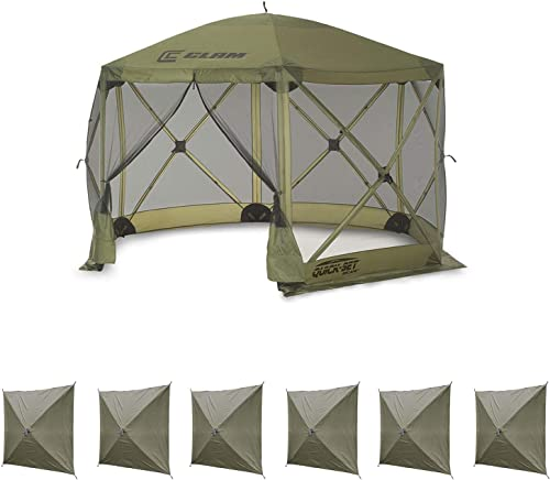 Clam Quick-Set Escape Portable Canopy Shelter