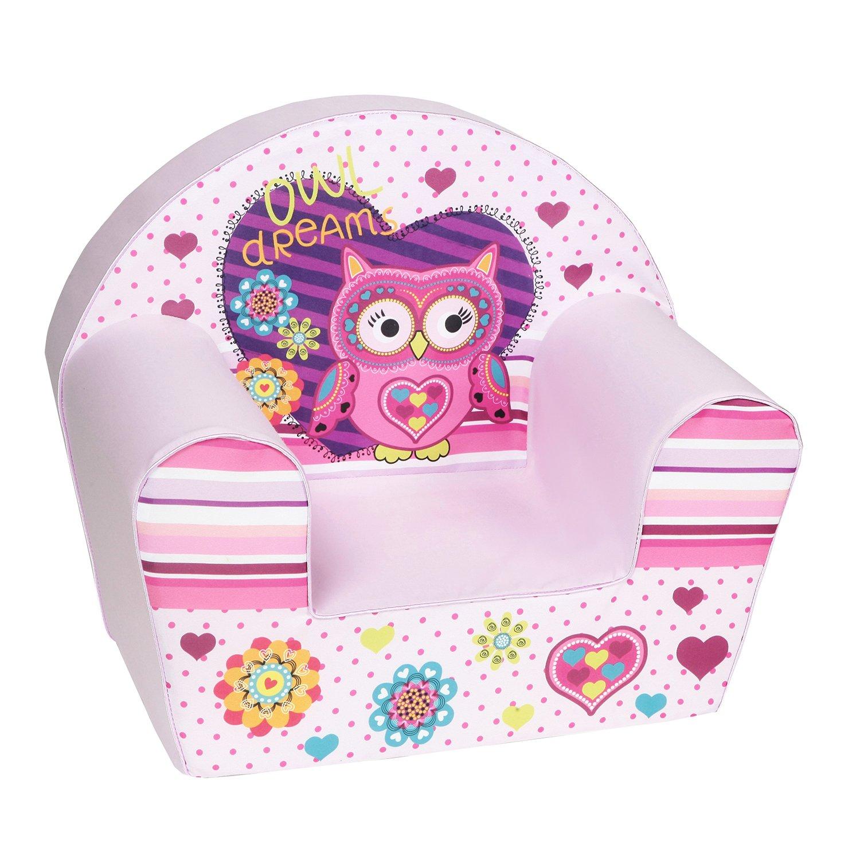 Knorrtoys 68337 - Kindersessel - Owl knorr toys knoortoys_68337