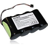 vhbw Batería Ni-Mh 3000mAh 4.8V compatible con Scopemeter