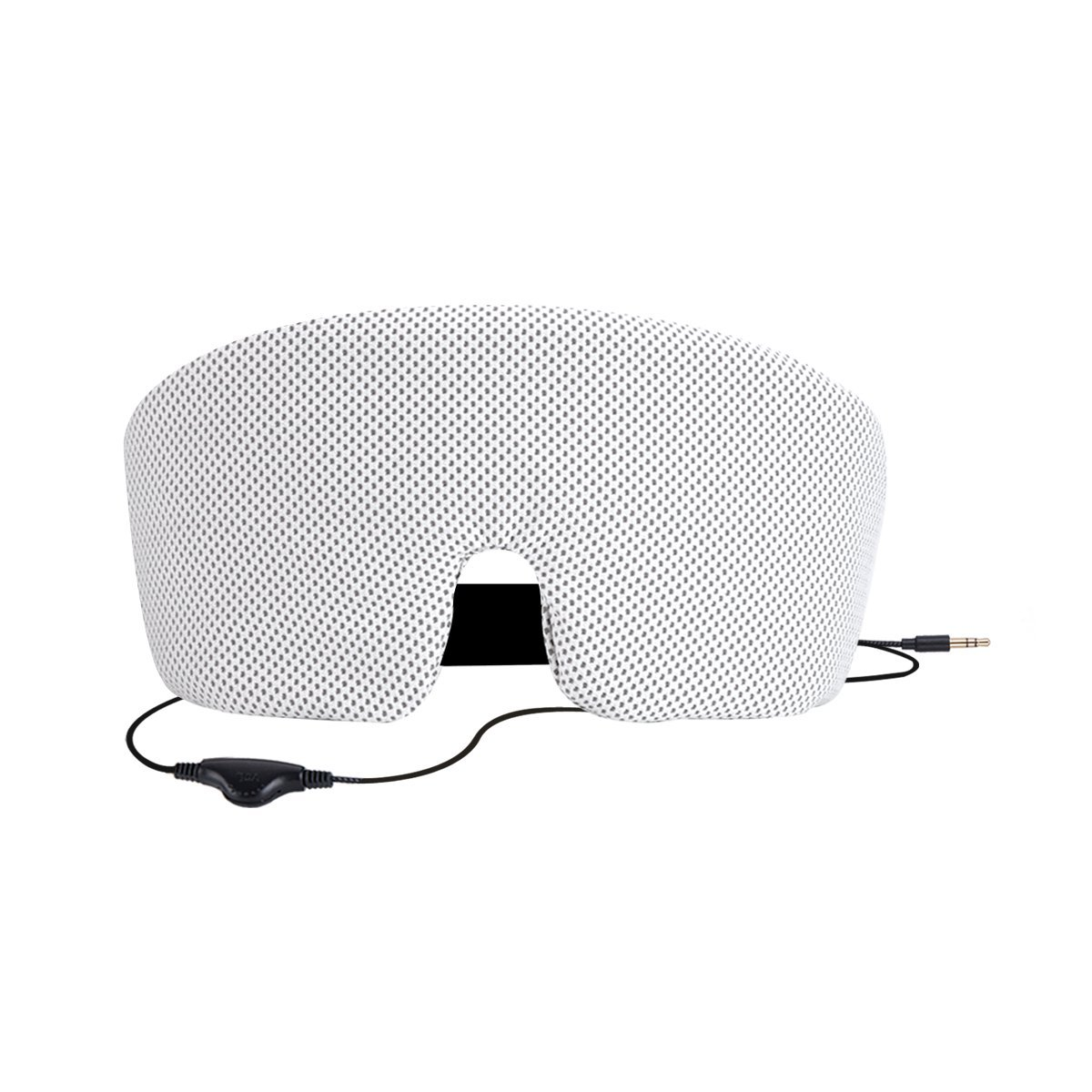 agptek schlafmaske mit integriertem kopfh rer f r smartphone tablet mp3 player ebay. Black Bedroom Furniture Sets. Home Design Ideas