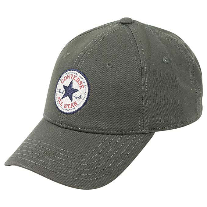 a1da2f3e28e Image Unavailable. Image not available for. Color  Converse Adjustable  Herbal Cotton Cap Baseball Hat (One Size Fits Most)