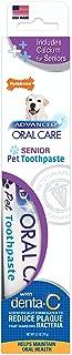 product image for Nylabone Advanced Oral Care 2.5oz Senior Dog Toothpaste