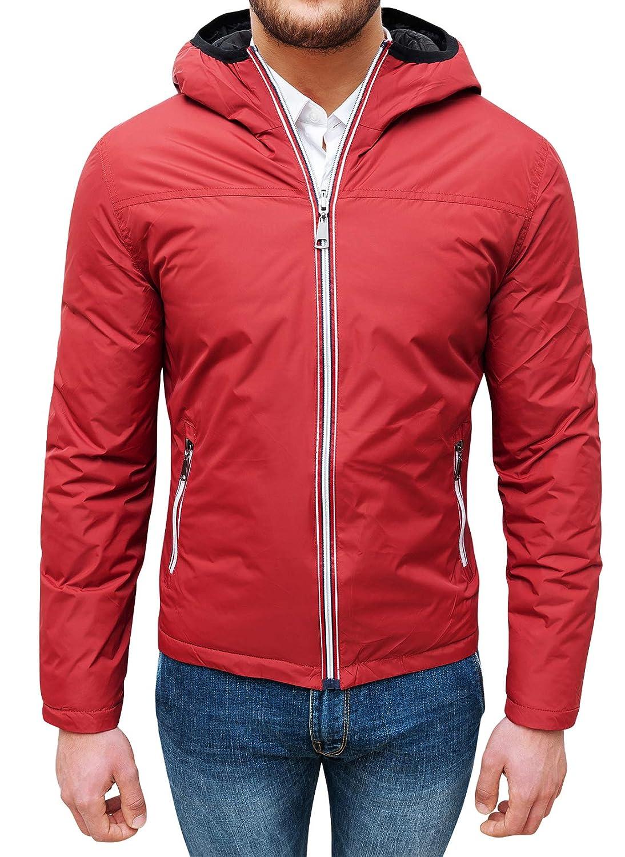 7e1839411b50 Evoga - Manteau imperméable - Doudoune - Homme  Amazon.fr  Vêtements et  accessoires