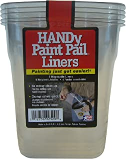 product image for Handy 3655-0440 Paint Pail Liners, Pack of 6