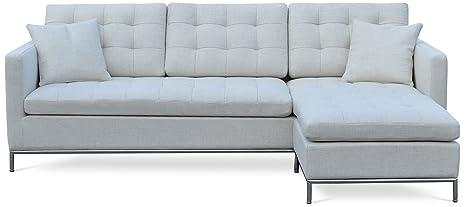 Amazon.com: Soho Concept SS-GV Taxim Sectional Sofa with ...
